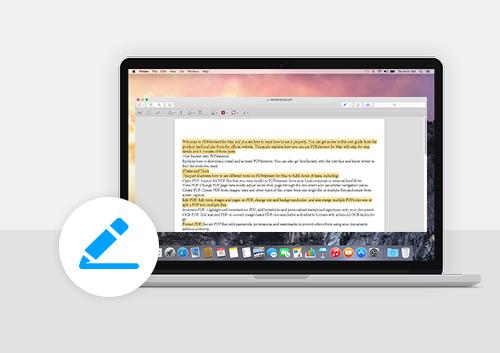 Un Modo Semplice e Immediato per Evidenziare i PDF con Anteprima