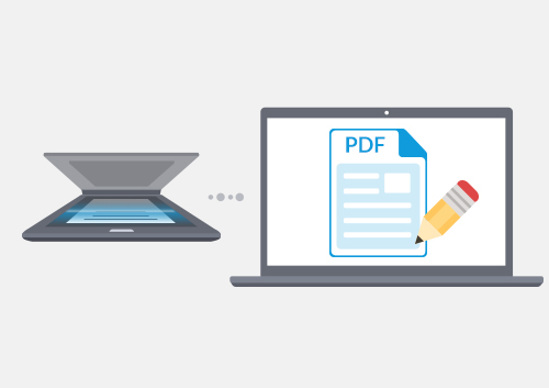 Come Modificare un Documento PDF Scansionato