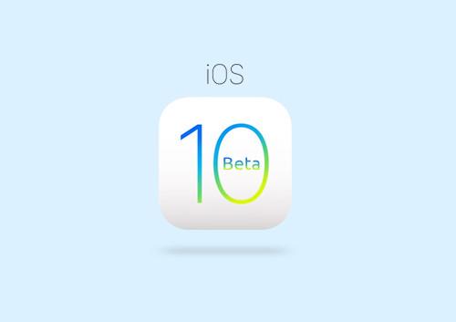 Problemi della Beta di iOS 10