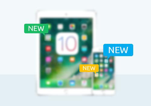 Voci Sulle Nuove Funzioni di iOS 10