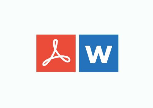 Come Aprire i PDF con Word 2016