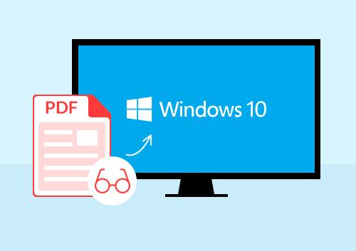 I migliori 4 lettori PDF per Windows 10