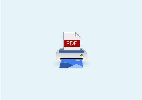 Come Stampare i PDF come Immagini usando Adobe Acrobat Reader