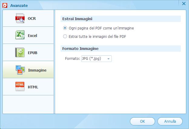 converti pdf in immagine