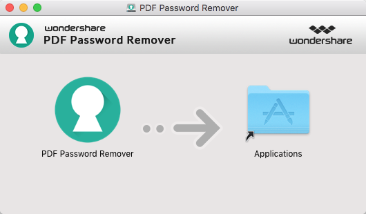 install pdf password remover for mac