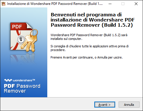 install pdf password remover