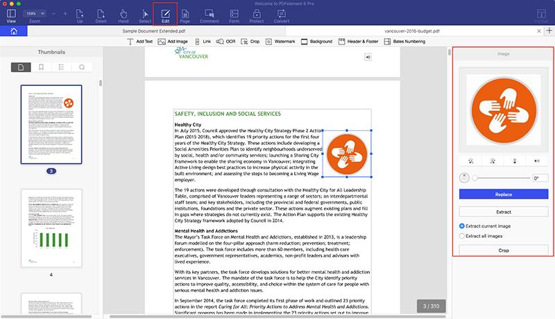 modificare pdf su mac