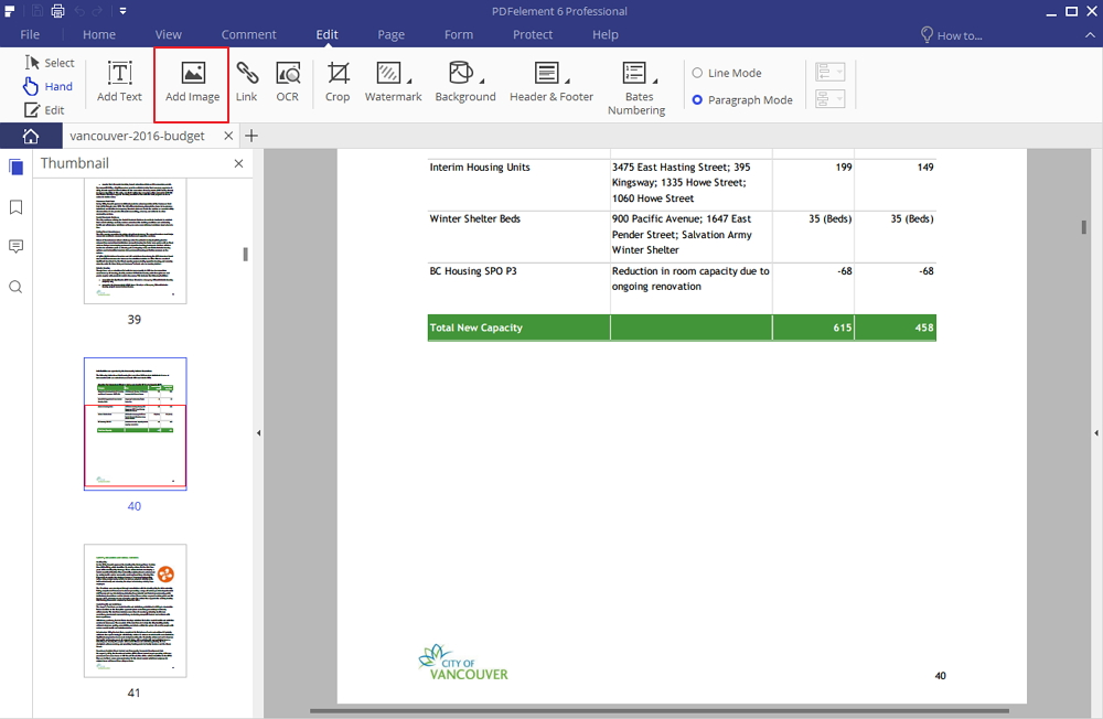 Editor di PDF Incluso Nitro Pro