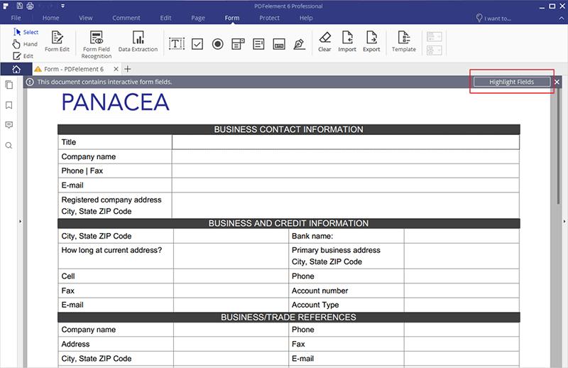 compilazione moduli pdf
