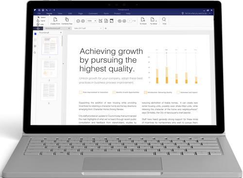 Alternativa al Convertitore di PDF in Excel Foxit