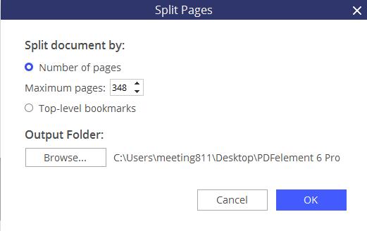 miglior splitter pdf