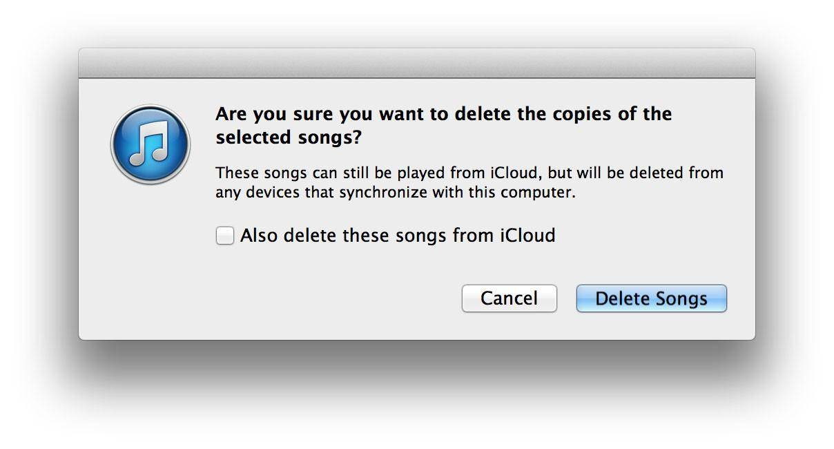 how to backup itunes library with itunes match
