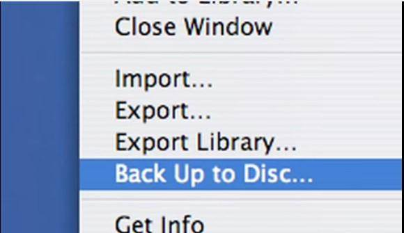 how to backup itunes library with itunes backup