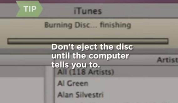 Backup Your iTunes Library
