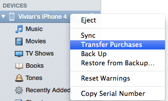 move itunes library to a new computer