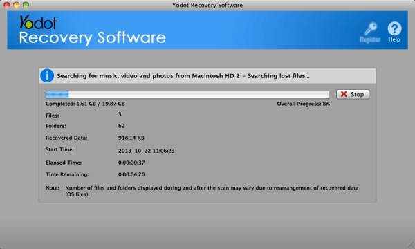 recover my photos mac