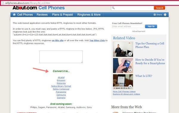 send ringtones to phones3