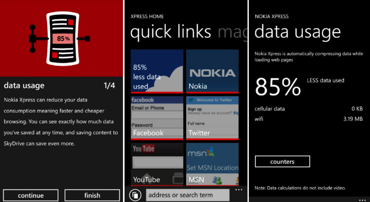 Top 7 best browsers for Windows Phone