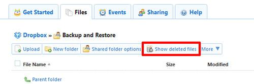 2 ways to recover Dropbox deleted files on Windows & Mac