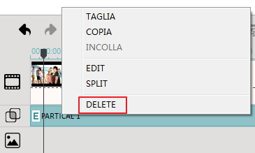 Delete filters or overlays from project