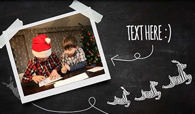 4 modi per creare gratuitamente i tuoi  biglietti natalizi