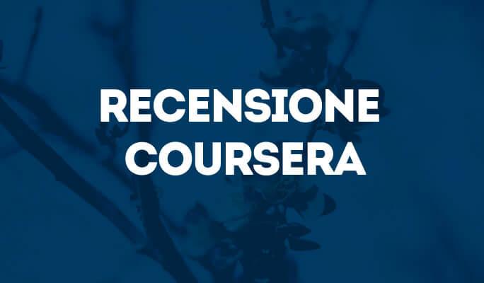 Recensione Coursera