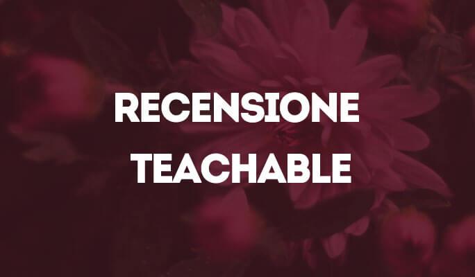 Recensione Teachable