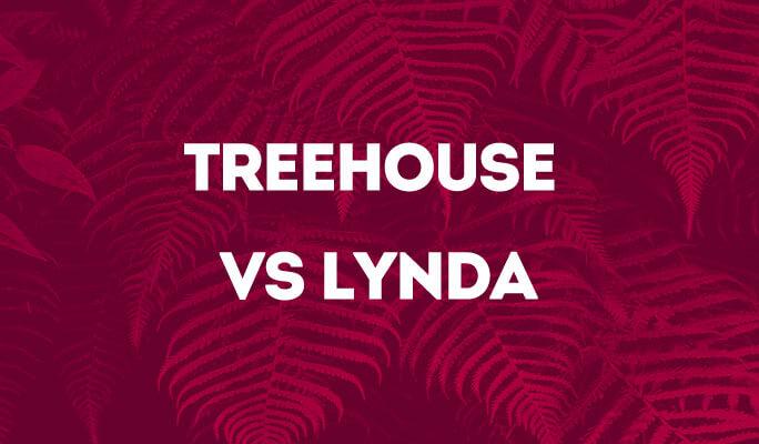 Treehouse Vs Lynda