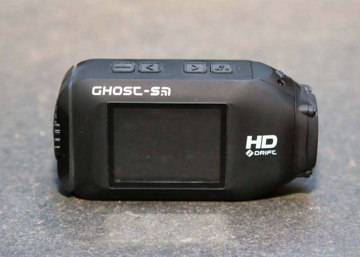 Action Cameras for Motorcycle - DRIFT Ghost S