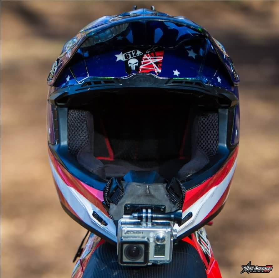 Helmet Chin Mounts