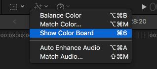 """Mostra Tavola dei Colori""""."""