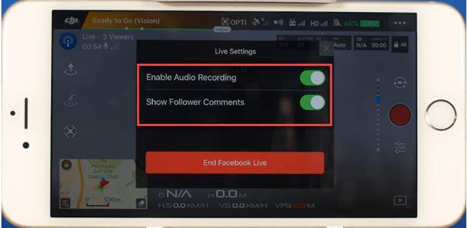 disable audio