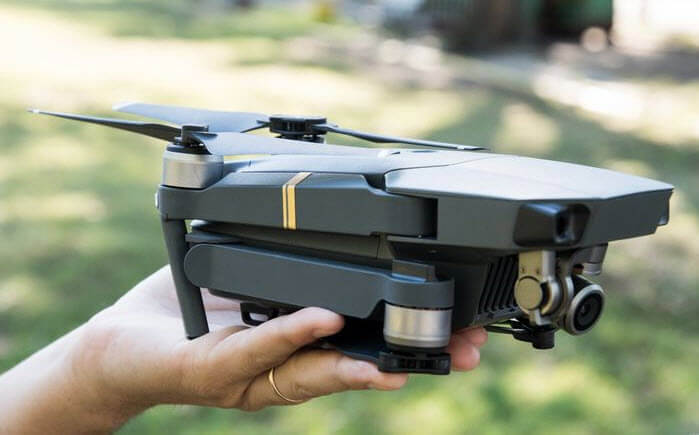 dji mavic design
