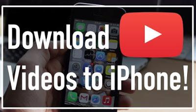 scarica youtube video su iphone