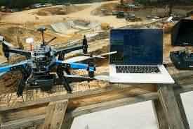 drones nella mappatura 3D
