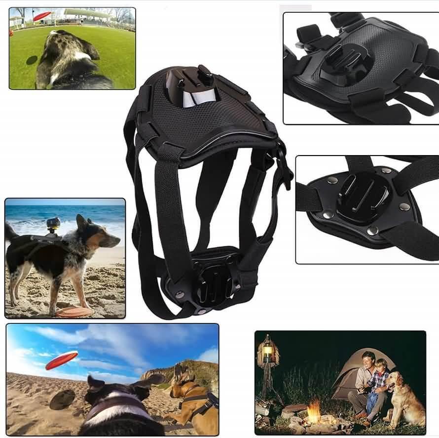 Kit di montaggio per cani EEEKit per Sony Action