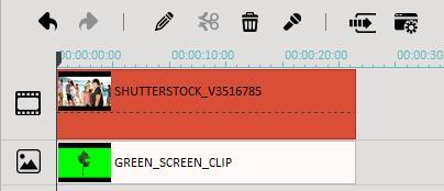 green screen clip