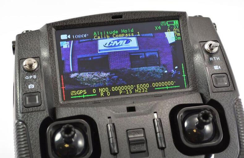 hubsan controller h501S x4