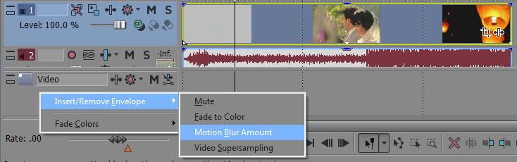 Motion Blur Importo