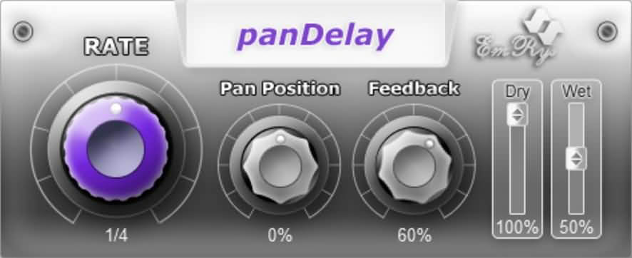 panDelay interface