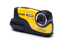 Cheap Action Cameras - Kodak WP1 SPORT Cameras