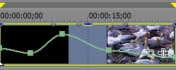 Edit specific portions of video