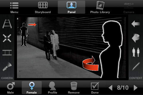 Storyboard Composer HD