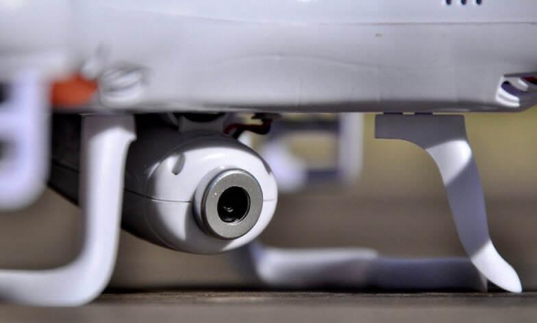 syma x5c camera
