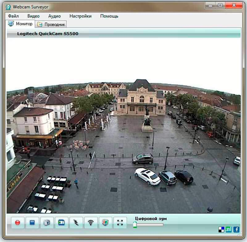webcam-surveyor