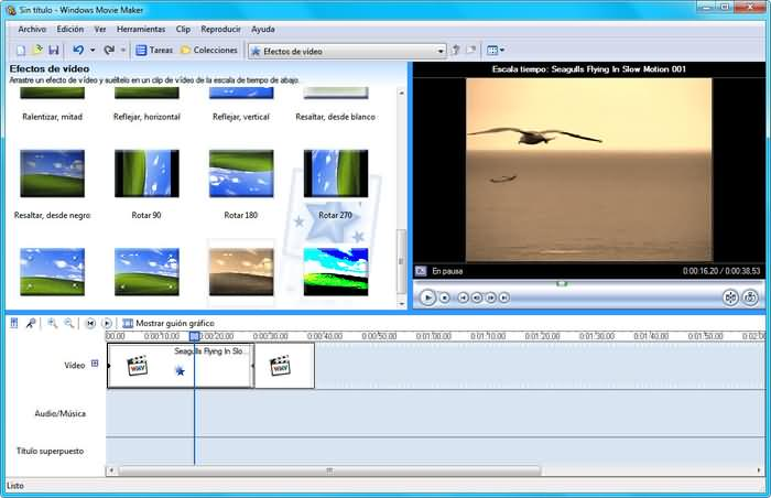 Windows-film-maker