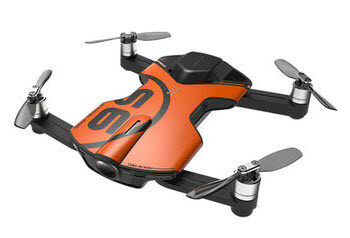wingsland s6 foldable pocket selfie drone