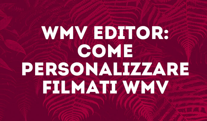 Come Modificare File WMV