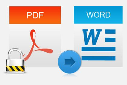 PDF to Word Converter key feature