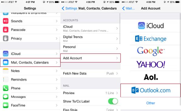 Modi Gratis per Trasferire i Dati da Windows Phone a dispositivi iOS